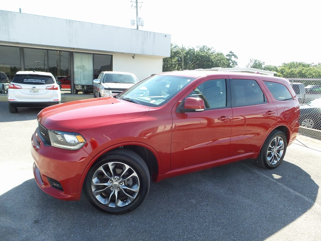Sandy Sansing Used Cars >> Pre Owned 2019 Dodge Durango Gt Awd