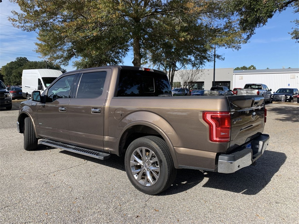 Pre Owned 2015 Ford F 150 Lariat 4d Supercrew In Pensacola G2398