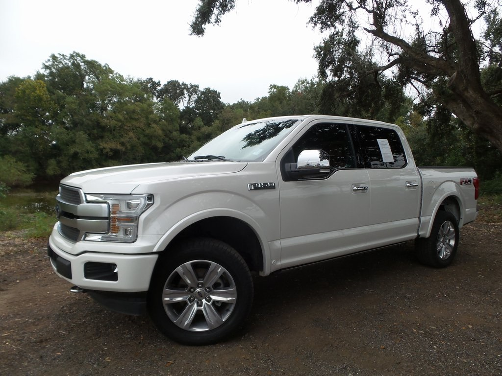 Pre-Owned 2018 Ford F-150 Platinum