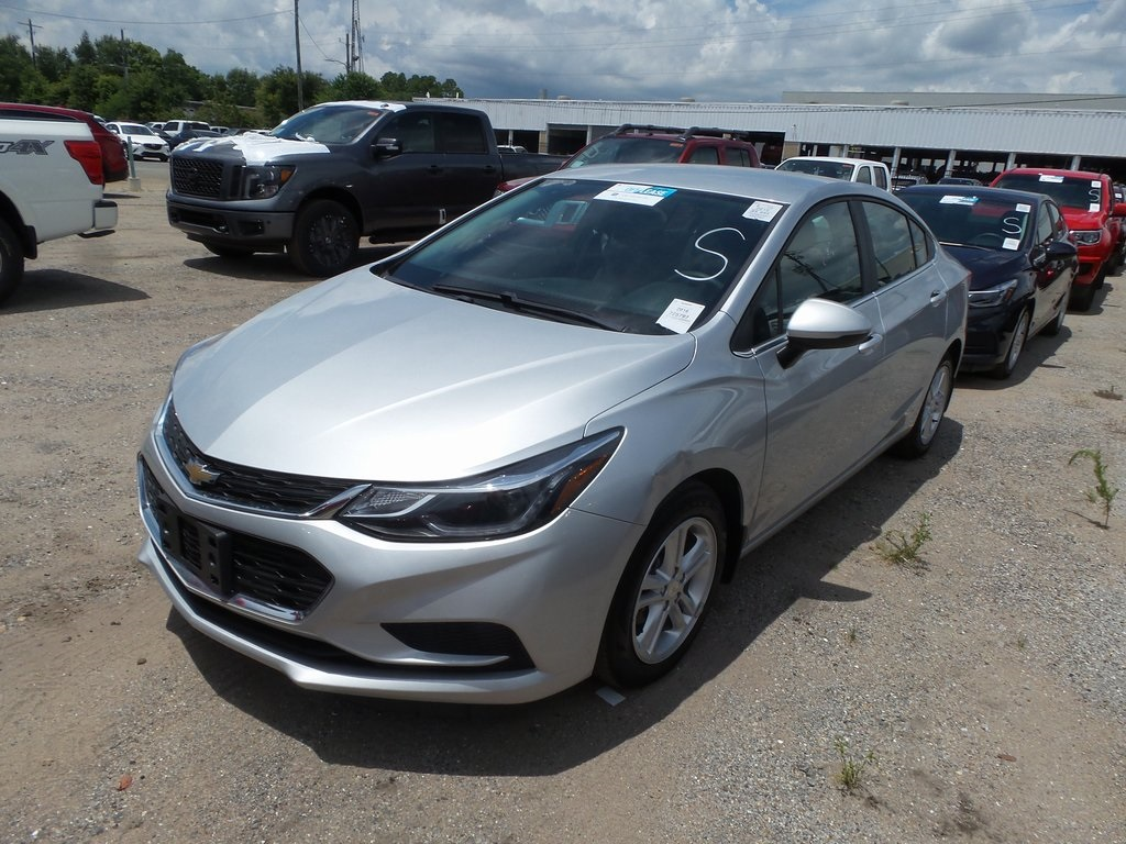 Sandy Sansing Used Cars >> Pre Owned 2016 Chevrolet Cruze Lt Fwd 4d Sedan