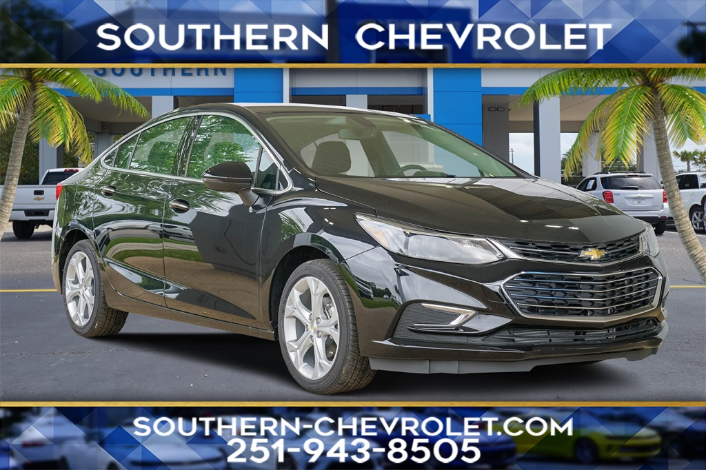 New 2018 Chevrolet Cruze Premier FWD 4D Sedan
