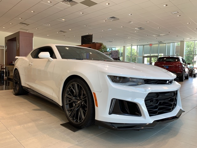 Sandy Sansing Used Cars >> Pre Owned 2019 Chevrolet Camaro Zl1 Rwd 2d Coupe