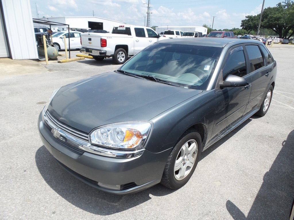Sandy Sansing Used Cars >> Pre Owned 2005 Chevrolet Malibu Maxx Lt 4d Wagon In Pensacola