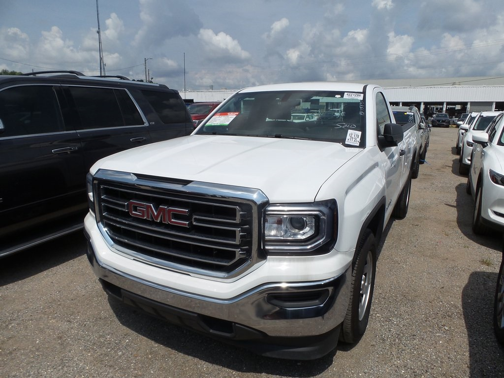 Sandy Sansing Used Cars >> Pre Owned 2018 Gmc Sierra 1500 Base 2d Standard Cab In Pensacola