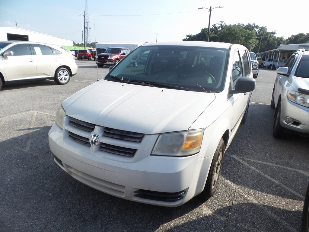 Sandy Sansing Used Cars >> Pre Owned 2008 Dodge Grand Caravan Se 4d Passenger Van In Pensacola