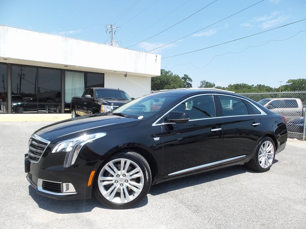 Sandy Sansing Used Cars >> Pre Owned 2019 Cadillac Xts Luxury Fwd 4d Sedan