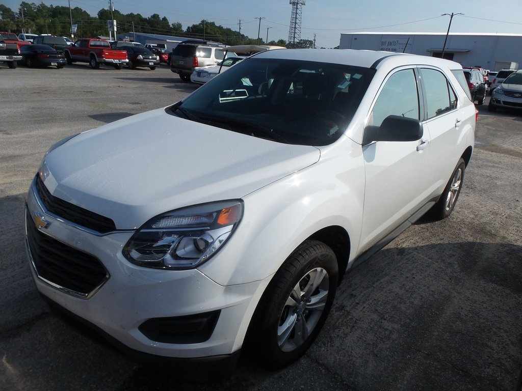 Sandy Sansing Used Cars >> Pre Owned 2016 Chevrolet Equinox L 4d Sport Utility In Pensacola