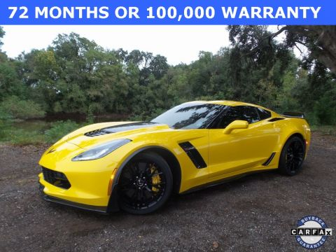 Certified Pre-Owned 2015 Chevrolet Corvette Z06/Z07