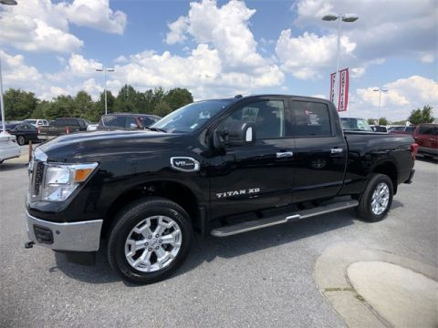 Pre-Owned 2018 Nissan Titan XD